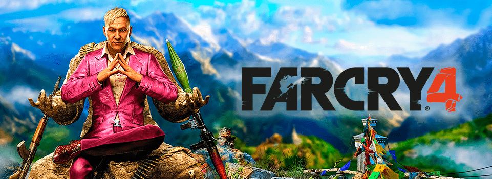 Imagem do Far Cry 4