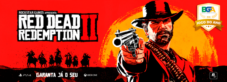 Imagem do Red Redemption 2