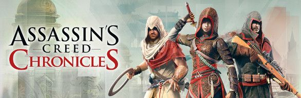 Capa do Jogo Assassins Creed Chronicles