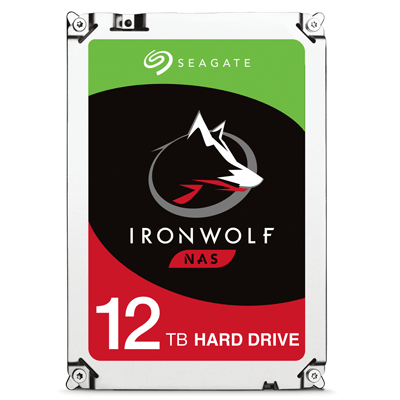 Imagem do Marketing do HD Seagate IronWolf