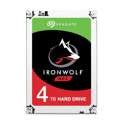 HDD Seagate IronWolf 4TB NAS