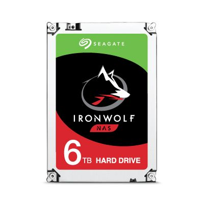 HD Seagate IronWolf 6TB Nas