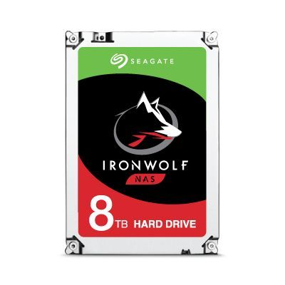 HD Seagate IronWolf 8TB Nas