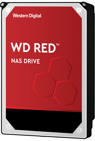 HD Western Digital Nas Red