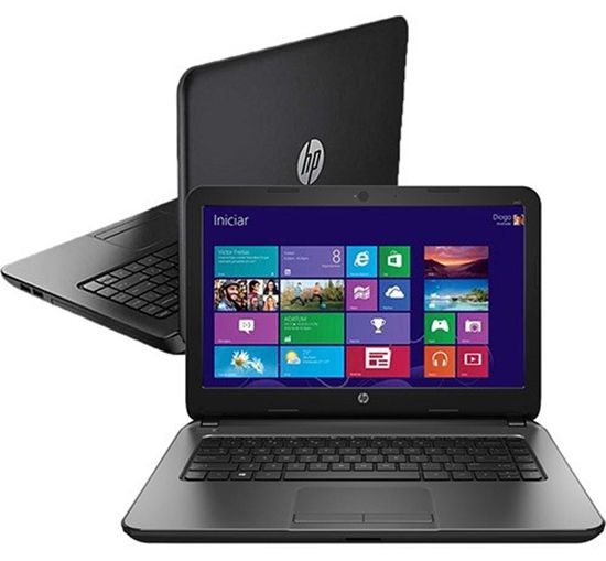 Notebook HP 240 G4