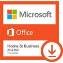 Imagem ilustrativa do Microsoft Office Home and Business 2016